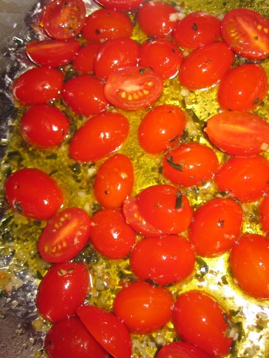 simple tomatoe sauce
