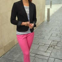 Mixing Patterns: Plaid, Stripes, Polka Dots & Houndstooth