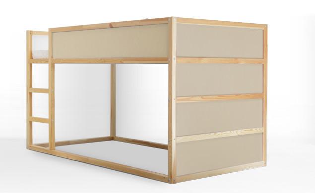 Ikea Full Size Loft Bed Tromso Woodguides