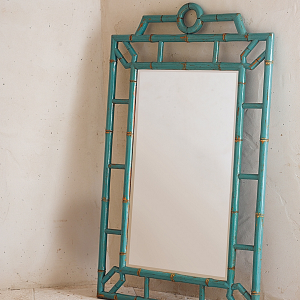 Bungalow Mirror from Serena & Lilly $595