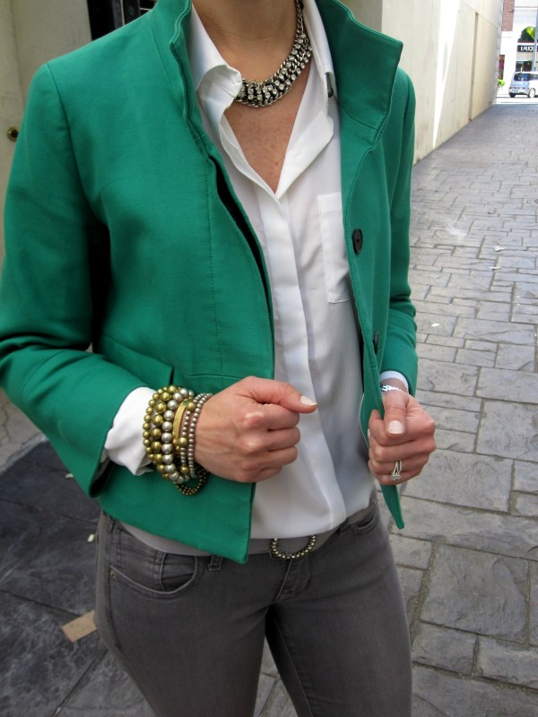 green jacket 1